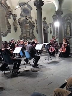 CONcert in Florence