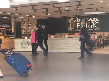 The Concourse at RomaTerminii