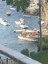 Local tours to Positano and the Emerald grotto