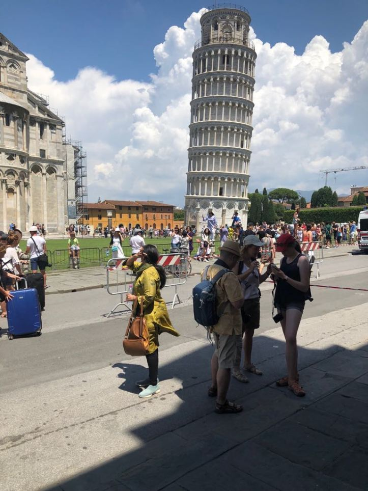 PISA tower 3