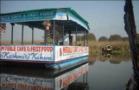 Flaoting Restaurant- Dal LAke