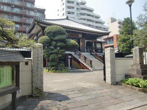 Renkoji-temple