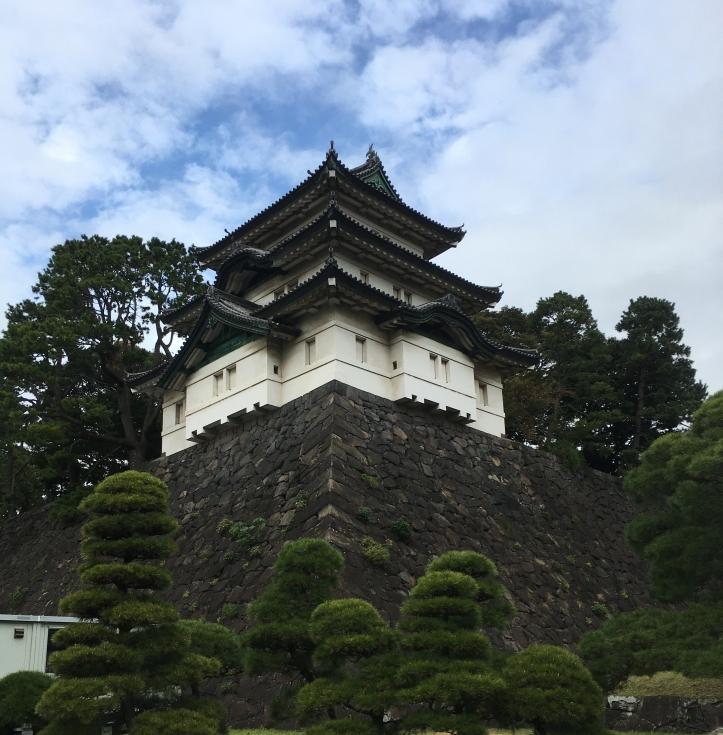 Edo tower