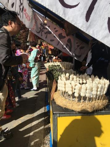 fushimi food stall 2