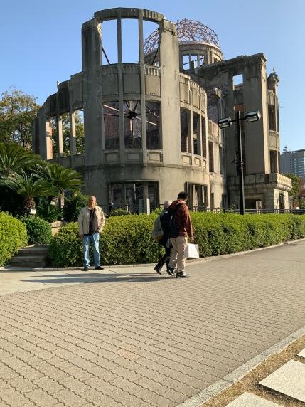 Hiroshima dome 1