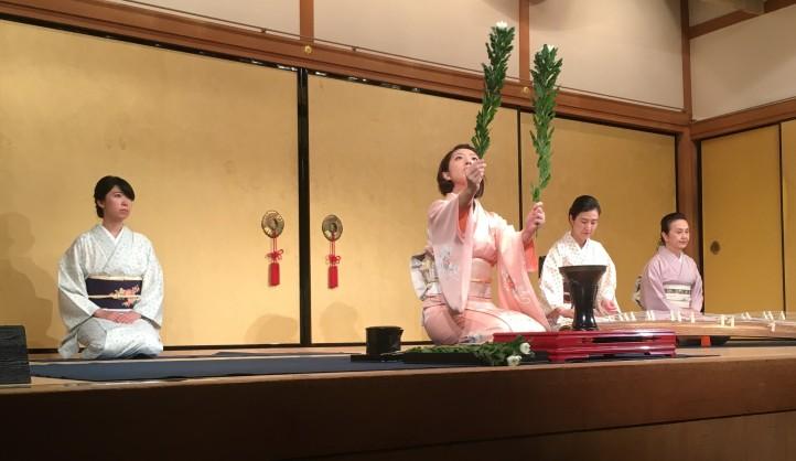 Gion live show